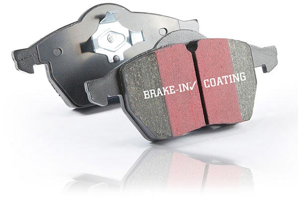2017 Mazda 3 EBC Ultimax Brake Pads